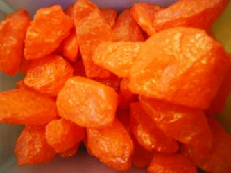 Orange Chippings
