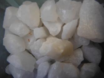 White Crystal Chippings