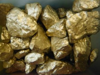 Gold Chippings